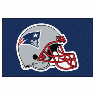 New England Patriots 20 x 30 Rug