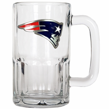 New England Patriots 20oz Root Beer Mug