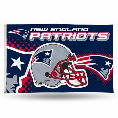 New England Patriots 3 x 5 Flag