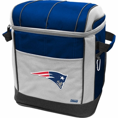 New England Patriots 50 Can Soft Side Cooler