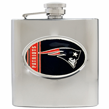 New England Patriots 6 oz. Hip Flask