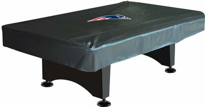 New England Patriots 8 Foot Pool Table Cover
