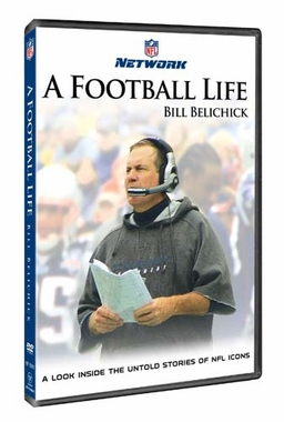 New England Patriots A Football Life: Bill Belichick DVD