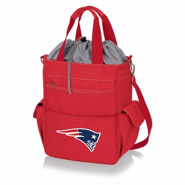 New England Patriots Activo Tote (Red)
