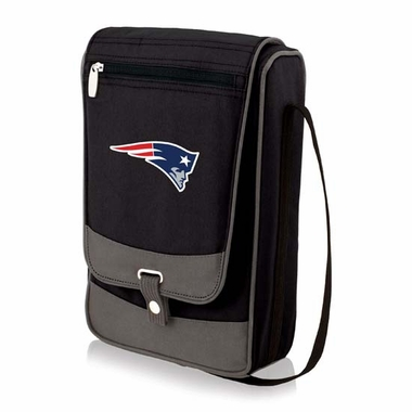 New England Patriots Barossa Wine Satchell (Black)