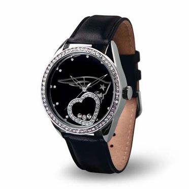New England Patriots Beat Womens Watch
