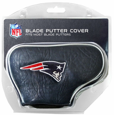 New England Patriots Blade Putter Cover