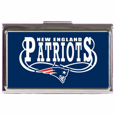 New England Patriots Business Card Case