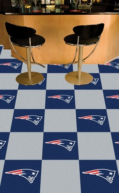New England Patriots Carpet Tiles