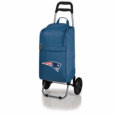 New England Patriots Cart Cooler (Navy)