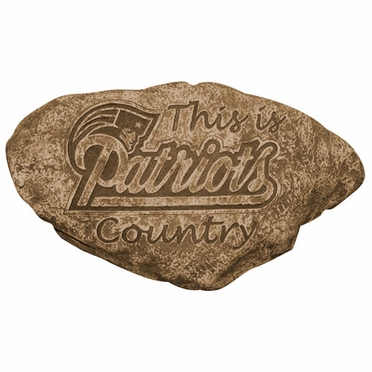 New England Patriots Country Stone