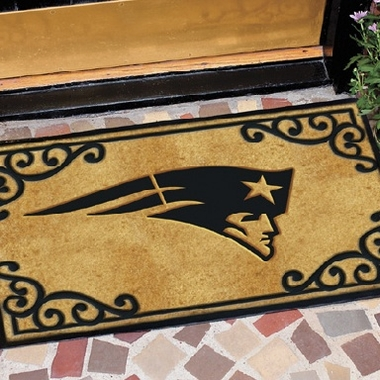 New England Patriots Exterior Door Mat