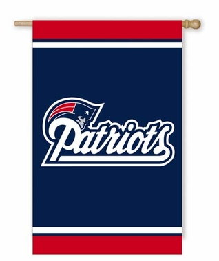 New England Patriots Fiber Optic Flag
