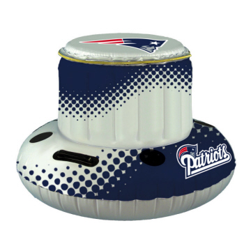 New England Patriots Floating Cooler