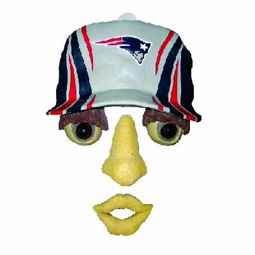 New England Patriots Forest Face