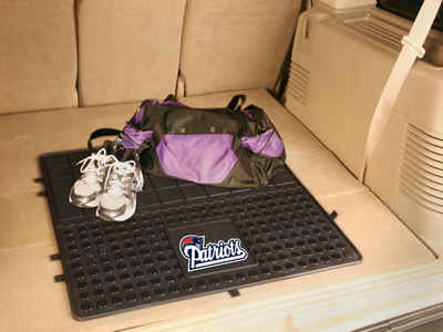 New England Patriots Heavy Duty Vinyl Cargo Mat