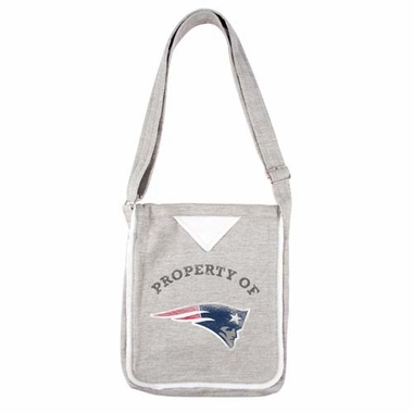 New England Patriots Hoodie Crossbody Bag