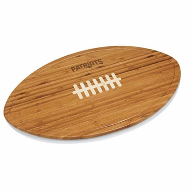 New England Patriots Kickoff Cutting Board