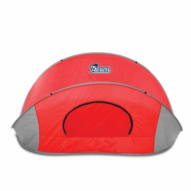 New England Patriots Manta Sun Shelter (Red)
