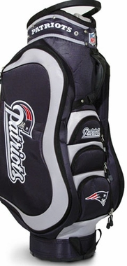 New England Patriots Medalist Cart Bag