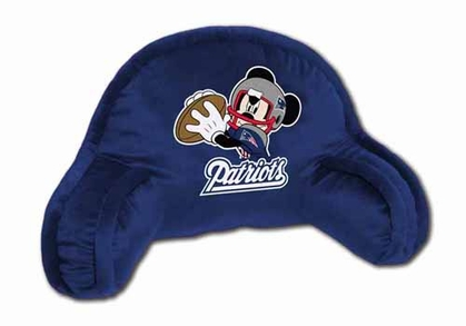 New England Patriots Mickey Mouse YOUTH Bedrest