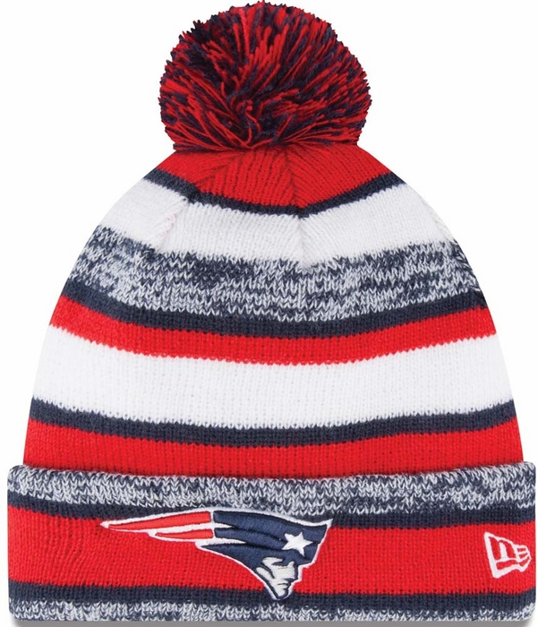 ea16757d italy new england patriots sideline sport knit hat 624a1 e52fc