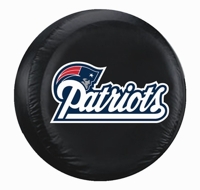 New England Patriots Tire Cover (Large Size)