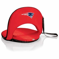 New England Patriots Oniva Seat (Red)