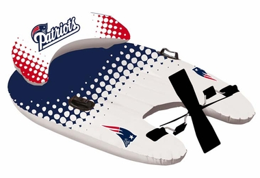New England Patriots Paddle Boat