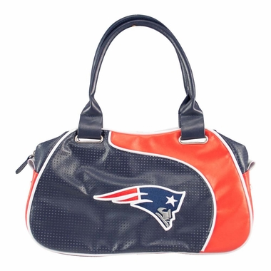 New England Patriots Perf-ect Bowler Purse