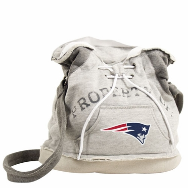 New England Patriots Property of Hoody Duffle
