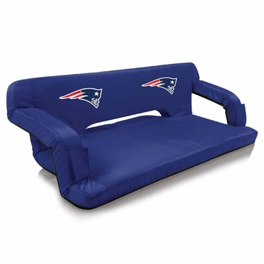 New England Patriots Reflex Travel Couch (Navy)