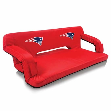 New England Patriots Reflex Travel Couch (Red)