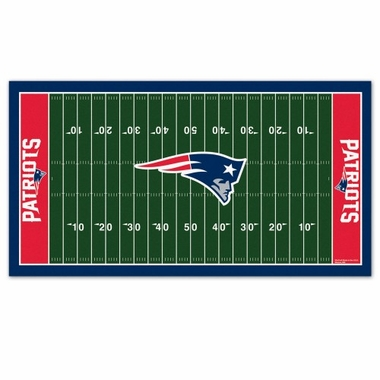New England Patriots Runner Mat