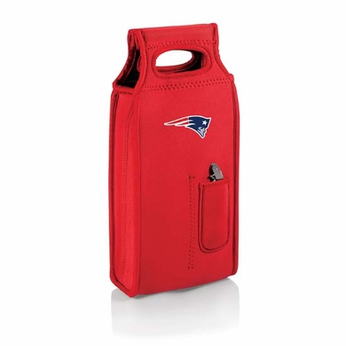 New England Patriots Samba Wine Tote (Red)