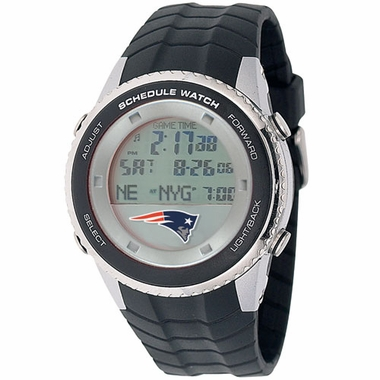 New England Patriots Schedule Watch
