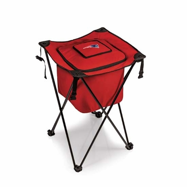 New England Patriots Sidekick Cooler (Red)