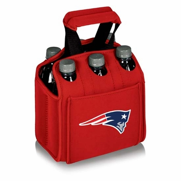 New England Patriots Six Pack (Red)