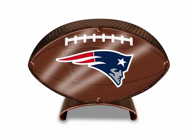 New England Patriots Team Ball Lamp