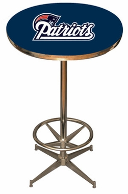 New England Patriots Team Pub Table