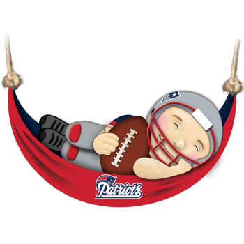 New England Patriots Timeout Tikes Decorative Sculpture