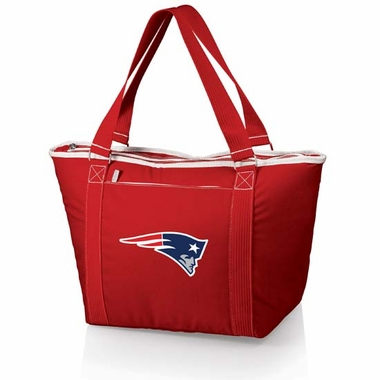 New England Patriots Topanga Cooler Bag (Red)