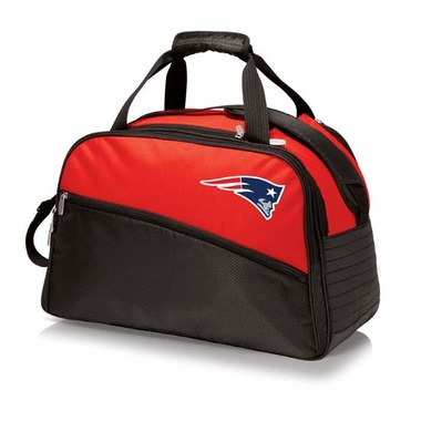 New England Patriots Tundra Soft Sided Cooler (Red)