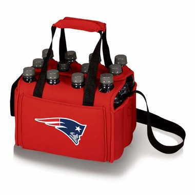 New England Patriots Twelve Pack (Red)