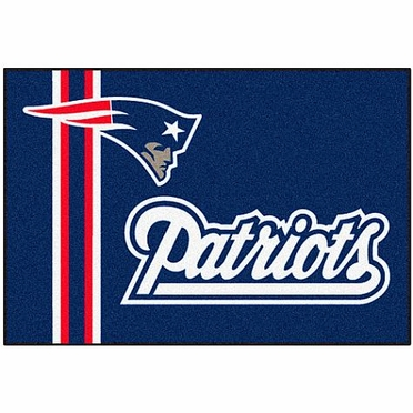 New England Patriots Uniform Inspired 20 x 30 Rug