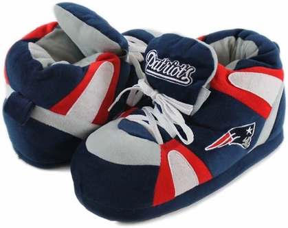 New England Patriots UNISEX High-Top Slippers
