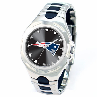 New England Patriots Victory Mens Watch
