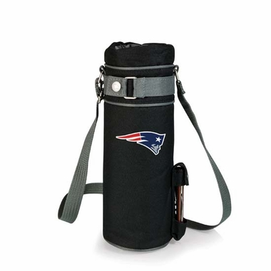 New England Patriots Wine Sack (Black)
