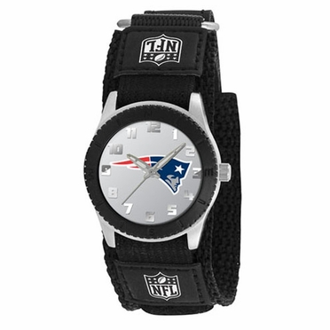 New England Patriots Youth Rookie Watch (Black)