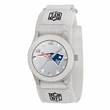 New England Patriots Youth Rookie Watch (White)